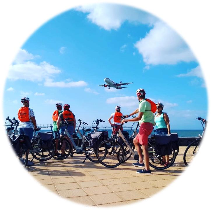 E-Bike-Ferien Lanzarote