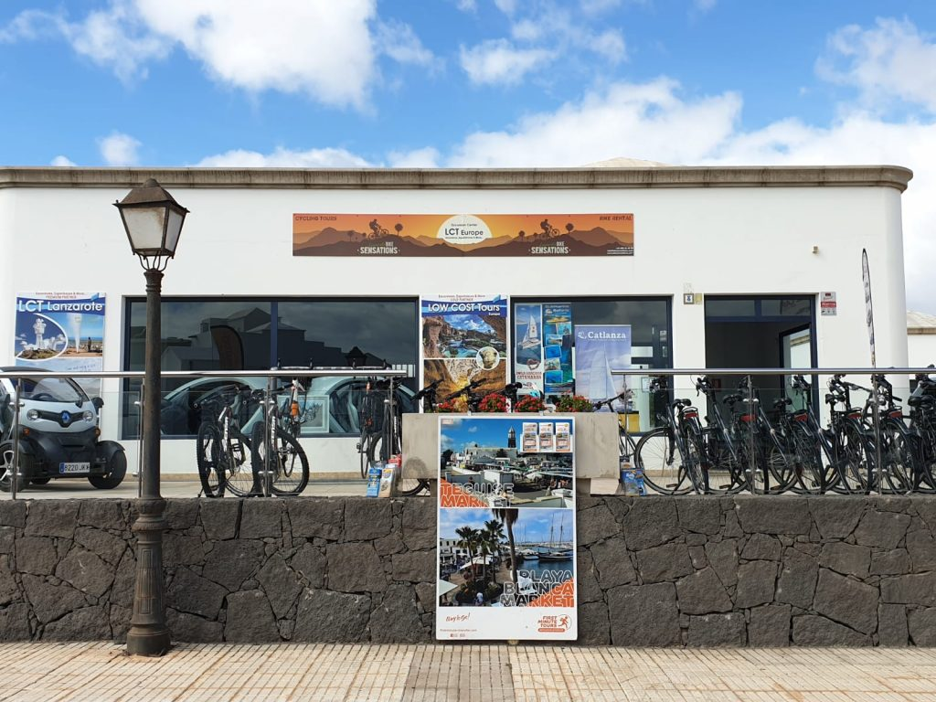 Bike Sensations vestiging Village Puerto Del Carmen